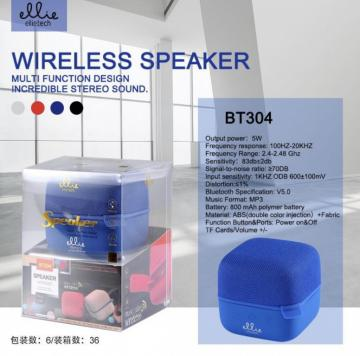 Ellie bt304 wireless speaker 5w