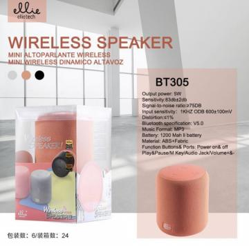 Ellie bt305 wireless speaker 5w