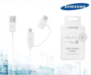Samsung cavo type-c & micro 2in1