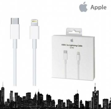 Apple cavo type-c a lightning 2m mkq42am/a(usb-c to lightning cable)