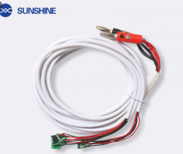 SUNSHINE SS-908A POWER CABLE CAVO TEST IPHONE