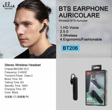 Ellie bt206 auricolare wireless