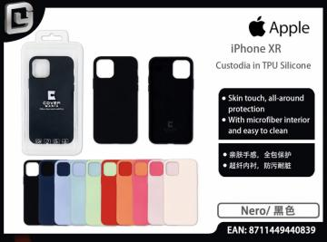 Cover in TPU silicone cover mania per iphone xr