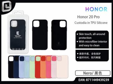 COVER IN TPU SILICONE COVER MANIA PER HUAWEI HONOR 20 PRO