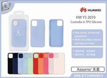 COVER IN TPU SILICONE COVER MANIA PER HUAWEI Y5 2019