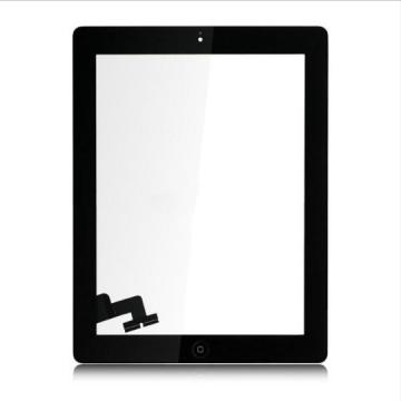 TOUCH E VETRO  PER APPLE IPAD 2 A1395 A1396 A1397 BIANCO