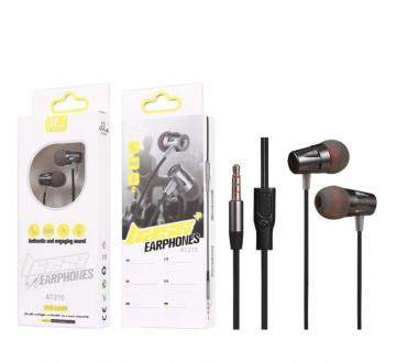 ELLIE AT215 AURICOLARE IN-EAR MIC+VOL