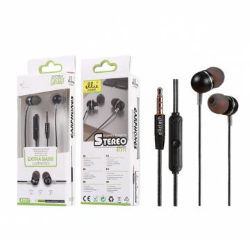 ELLIE AT217 AURICOLARE IN-EAR MIC+VOL