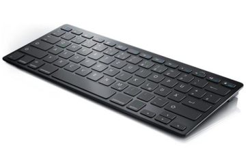 TASTIERA WIRELESS KEYBOARD PER PC/IPAD/IPHONE