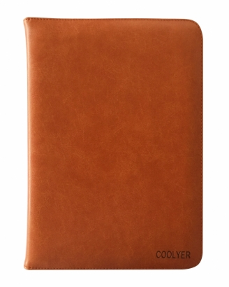 ITA CUSTODIA COVER LIBRO PER IPAD MINI2/3 MARRONE