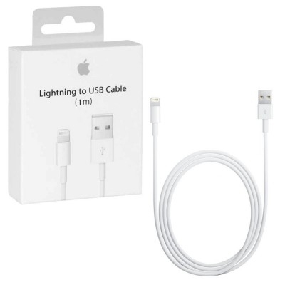 Apple Cavo Lightning 1mt MD818ZM/A Blister