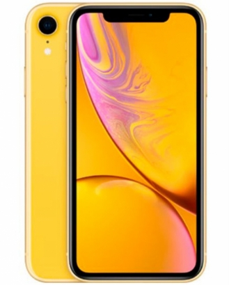 Iphone XR 128GB giallo