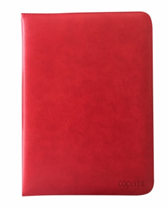 ITA CUSTODIA COVER LIBRO PER IPAD MINI2/3 ROSSO