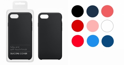 Cover 04 custodia in silicone per Samsung Galaxy S10 lite colori misti 20pz