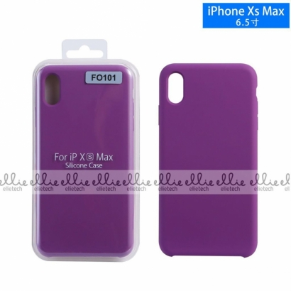 Ellie FO101 custodia cover in silicone per Iphone XS max