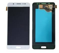 Display lcd + touch completo senza frame per Samsung Galaxy j5 2016 / j510f Bianco