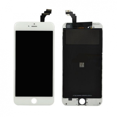 DISPLAY LCD + TOUCHSCREEN DISPLAY COMPLETO PER APPLE IPHONE 6 PLUS 5.5 ORIGINALE