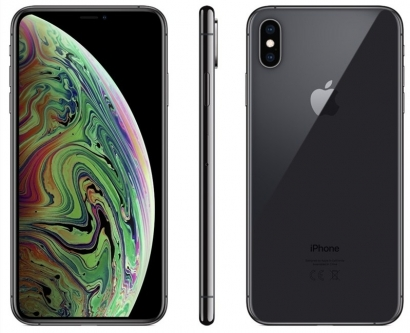 Iphone XS max 512GB grigio