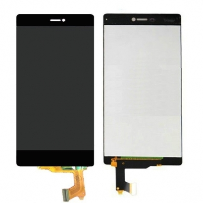 DISPLAY LCD + TOUCHSCREEN DISPLAY COMPLETO SENZA FRAME PER HUAWEI P8
