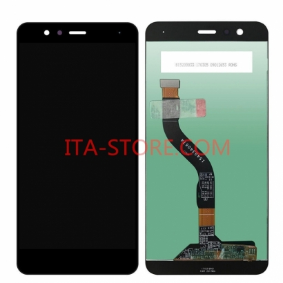 Display lcd + touch completo senza frame per Huawei p10 lite nero