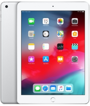 Apple iPad WI-FI 32GB 2018 Argento