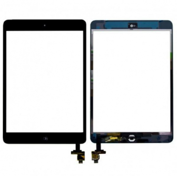 TOUCH E VETRO PER APPLE IPAD IPAD MINI 1/2 A1432 1454 A1455 A1489 A1490 A1491 ORIGINALE