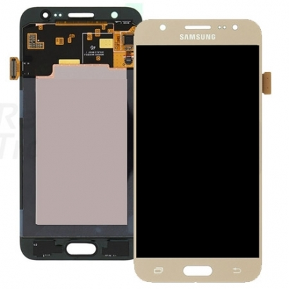 Display lcd + touch completo senza frame per Samsung Galaxy j5 / j500fn Oro originale