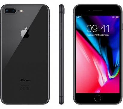 Apple iPhone 8 plus 64GB grigio