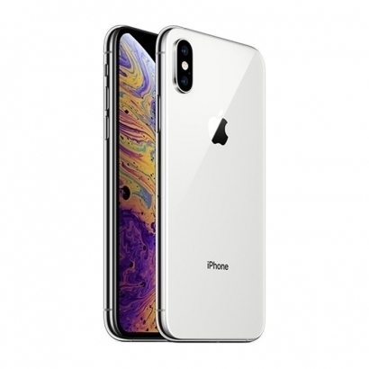 Iphone XS max 64GB argento
