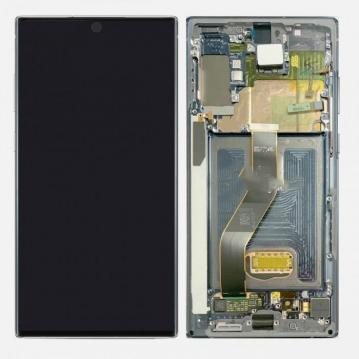 TOUCHSCREEN + DISPLAY LCD DISPLAY COMPLETO + FRAME PER SAMSUNG GALAXY NOTE 10 PLUS N975F ORIGINALE