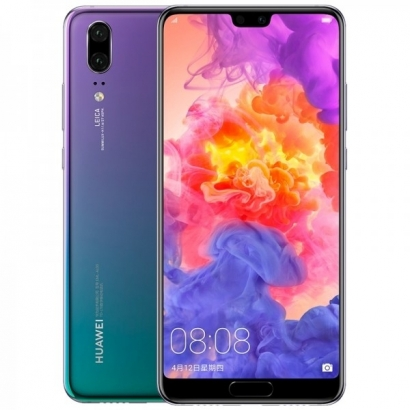Huawei p20 64GB dual-sim twilight