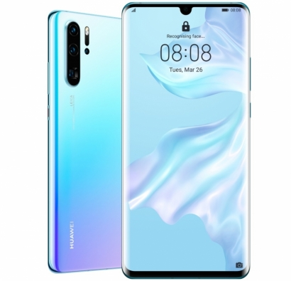 Huawei p30 pro 128gb dual-sim ram 8gb breathing crystal