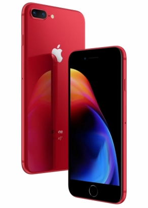 Apple iPhone 8 plus 64GB rosso