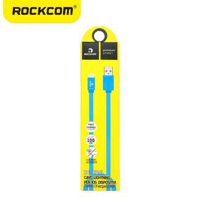 ROCKCOM RC-CB01 CAVO LIGHTING PER IOS DISPOSTIVI BLU