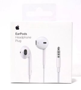 Apple auricolari earpods con jack 3.5 mm