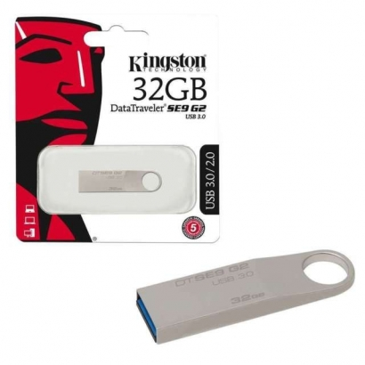 Kingston chiavetta dtse9 32GB usb 2.0