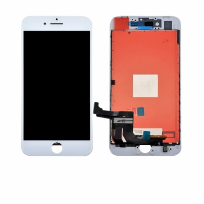TOUCHSCREEN + DISPLAY LCD DISPLAY COMPLETO PER APPLE IPHONE 8 PLUS 5.5 ORIGINALE