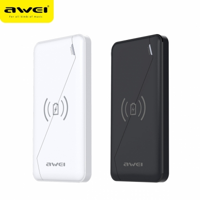 Awei p59k powerbank wireless 10000mAh