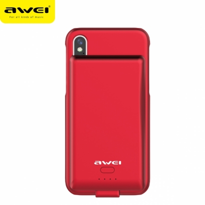 Awei b2 wireless powerbank per Iphone X 4000mAh