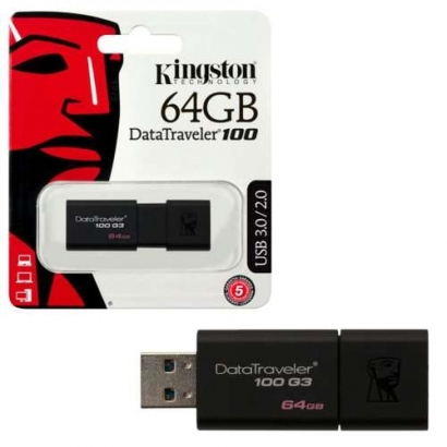 Kingston chiavetta g3 64GB usb 3.1