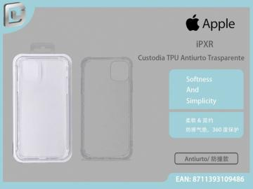 Custodia tpu antiurto trasparente iphone xr