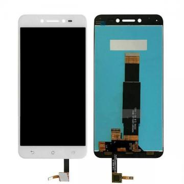 DISPLAY LCD + TOUCHSCREEN DISPLAY COMPLETO SENZA FRAME PER ASUS ZENFONE LIVE ZB501KL A007 X00FD